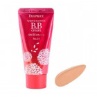 Крем BB WHITE FLOWER BB CREAM SPF35 PA+++, № 23 (sand beige), DEOPROCE 30 мл