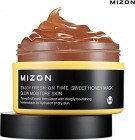 Маска для лица ENJOY FRESH-ON TIME [SWEET HONEY MASK] MIZON 100 мл Корея