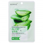 Маска с алоэ Natural Moisture Mask Pack Aloe, EUNYUL Корея 22 мл