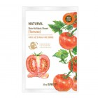 Маска тканевая с экстрактом томата Natural Skin Fit Mask Sheet Tomato, THE SAEM Корея 20 мл