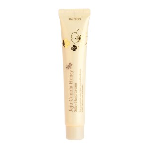 Крем для рук с экстрактом меда канола Jeju Canola Honey Silky Hand Cream, THE YEON Корея 50 мл