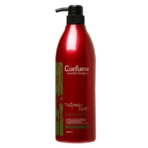 Шампунь для волос c касторовым маслом Confume Total Hair Shampoo, WELCOS Корея 950 мл