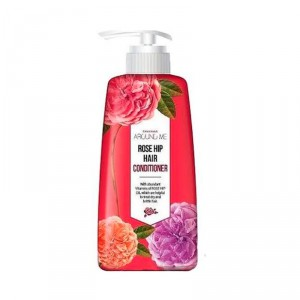 Кондиционер для волос Around me Rose Hip Hair Conditioner, WELCOS Корея 500 мл