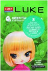 Тканевая маска для лица с экстрактом зеленого чая Luke Green Tea Essence Mask, HANWOONG Корея 21 г