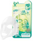 Маска для лица тканевая Centella Asiatica Deep Power Ring Mask Pack, ELIZAVECCA   23 мл