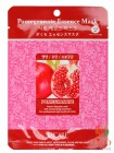 Маска для лица тканевая Гранат Pomegranate Essence Mask, MIJIN Корея 25 г