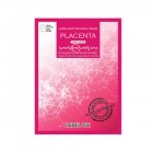 Тканевая маска для лица с плацентой Placenta Natural Mask, LEBELAGE Корея 23 мл