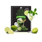 Маска для лица с ароматом лайма и мяты Cocktail Recipe Mask Mojito, BERRISOM   20 г